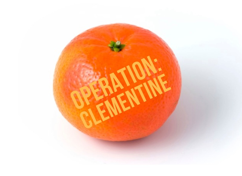 Operation Clementine 2